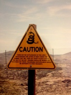 This is so comforting. Mojave Desert, CA 2003