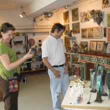 Ceramics Studio, Mount Horeb, WI. 2009