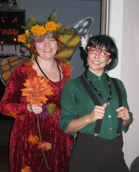Woodland Fairy and Nerd