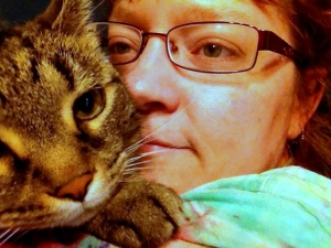 Sookie: she disapproves of my love...and hugs.