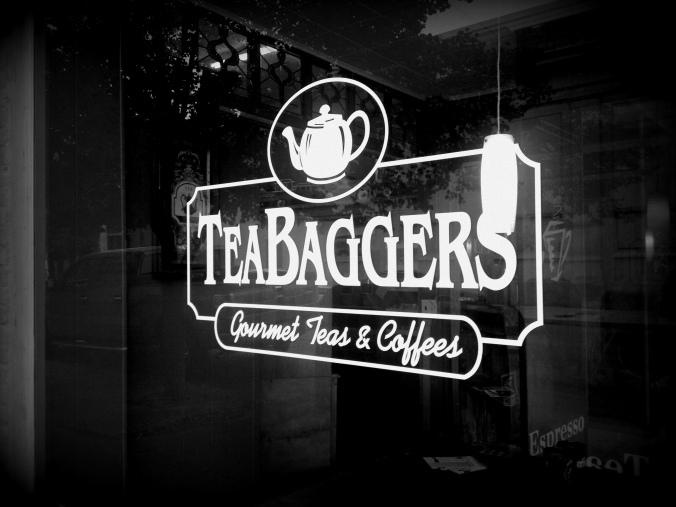 Teabaggers, hee hee hee.