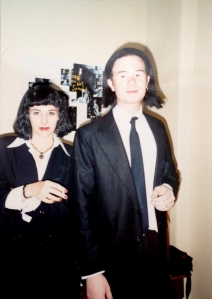 I'm not sure that I knew this couple even when it was 1994.