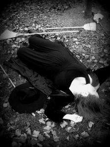 Unconsciousness.